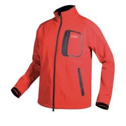 CHAQUETA HARD EDITION SOFT SHELL ROJA