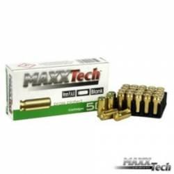 Munición Fogueo MaxxTech Pistola 50 uds. 9 mm P.A.K.