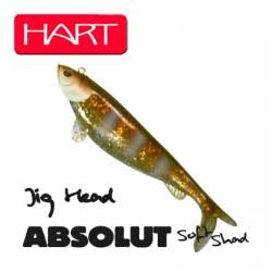 VINILO HART ABSOLUT SOFT SHAD COLOR 57