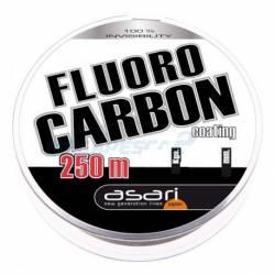 HILO FLUOROCARBON ASARI 0.35MM 250 METROS