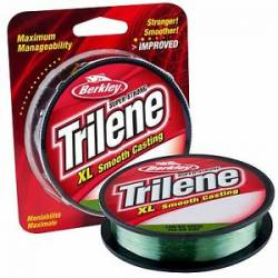 MONOFILAMENTO BERKLEY TRILENE XL SMOOTH CASTING 0,24MM