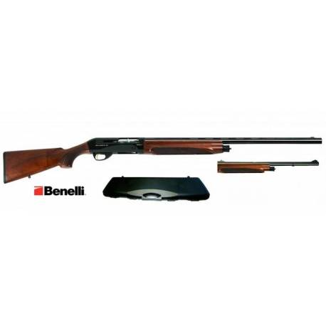 BENELLI BELMONTE I MADERA COMBO DOS CAÑONES Nº 0503E0290719