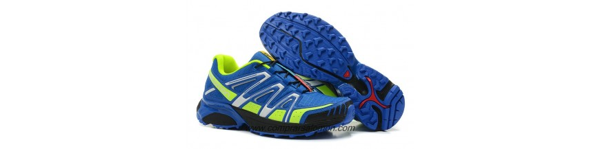 ZAPATILLAS TREKING